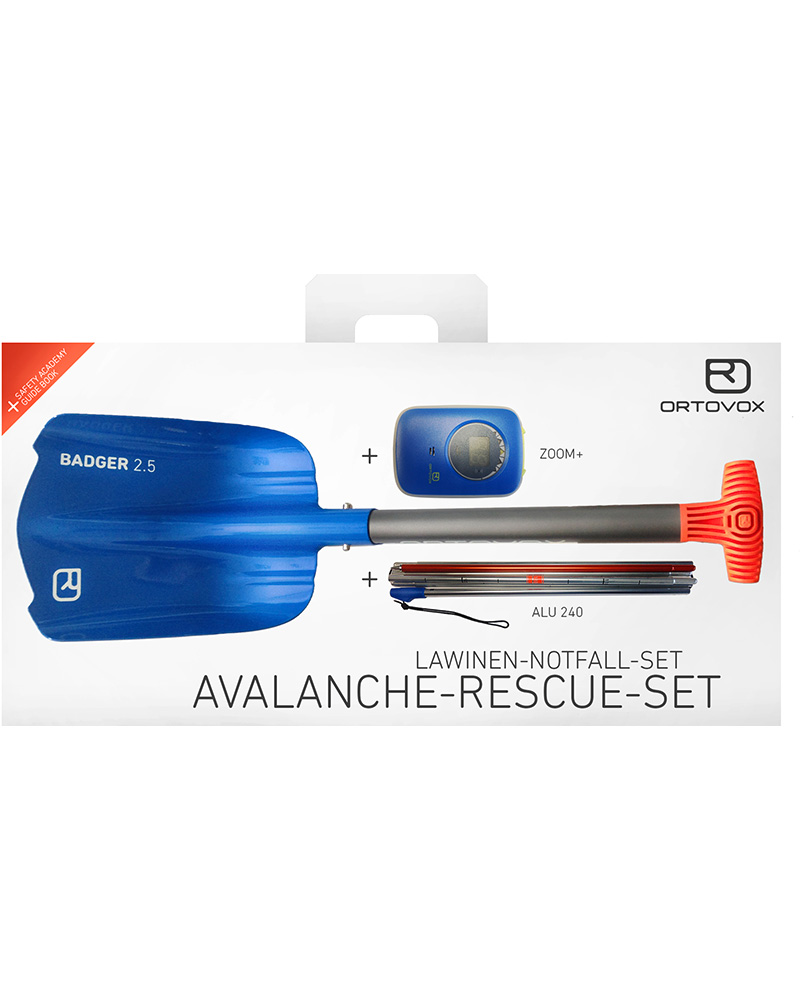 Ortovox Zoom+ Avalanche Rescue Tranceiver Safety Blue 0
