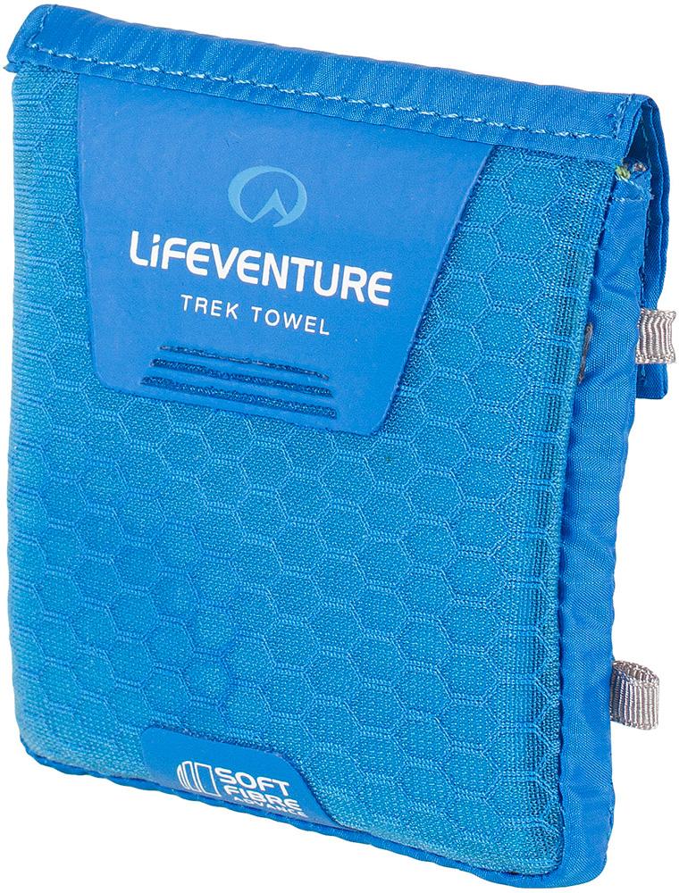 Product image of Lifeventure Soft Fibre Trek Towel - Pocket