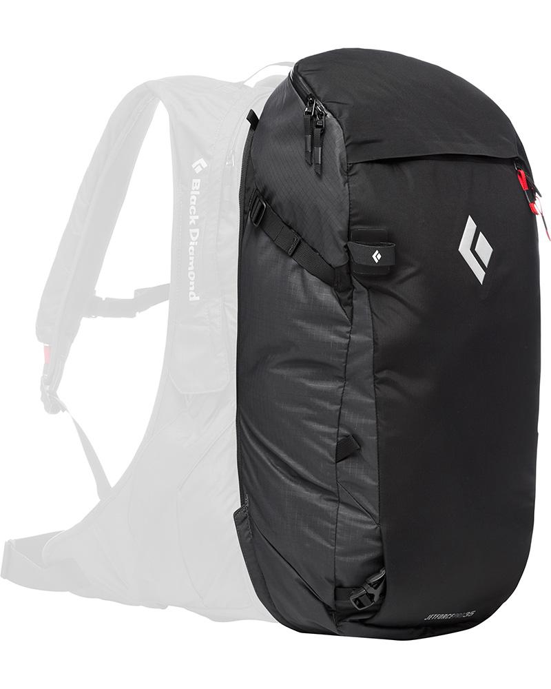 Black Diamond JetForce Pro Booster 35L Backpack Black 0