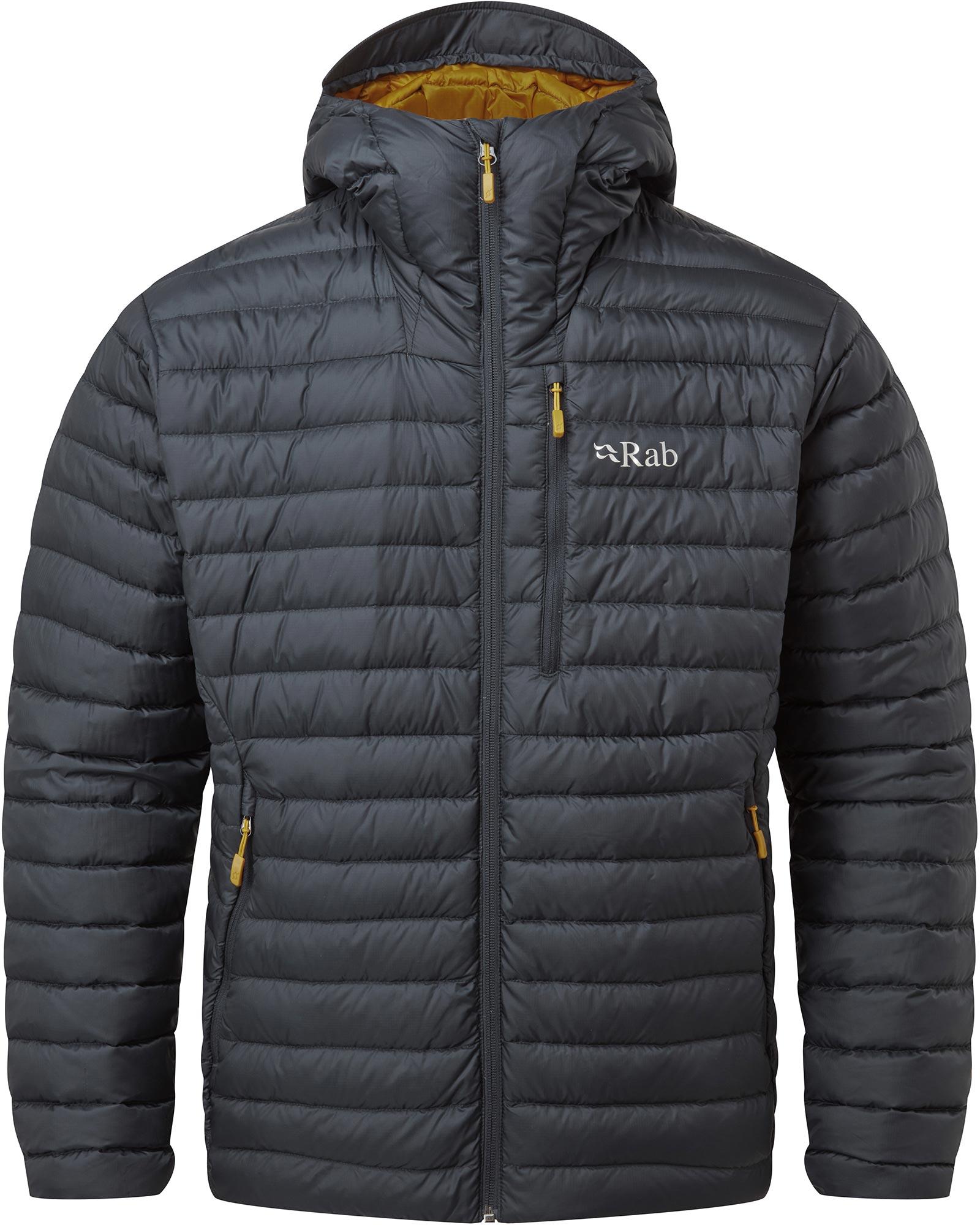 Rab Men's Microlight Alpine Jacket 0