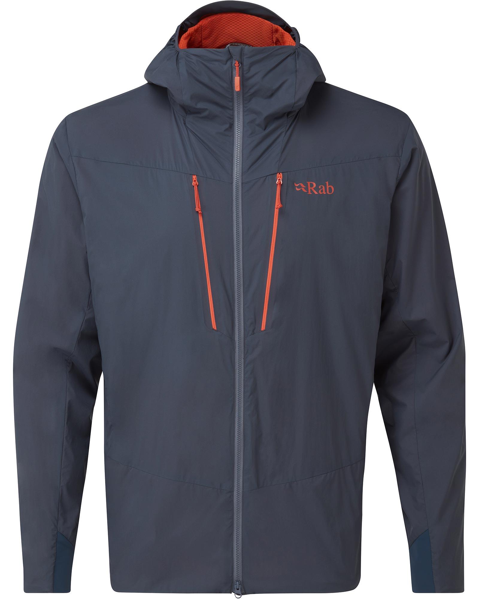 Rab Men's Vapour-Rise Alpine Light Jacket 0