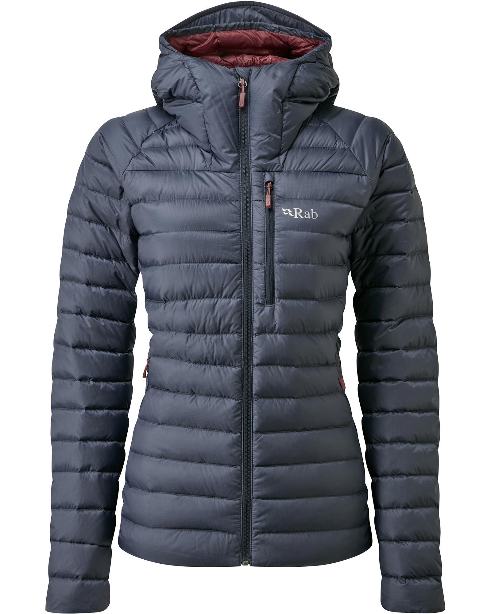 Rab Women's Microlight Alpine Jacket 0