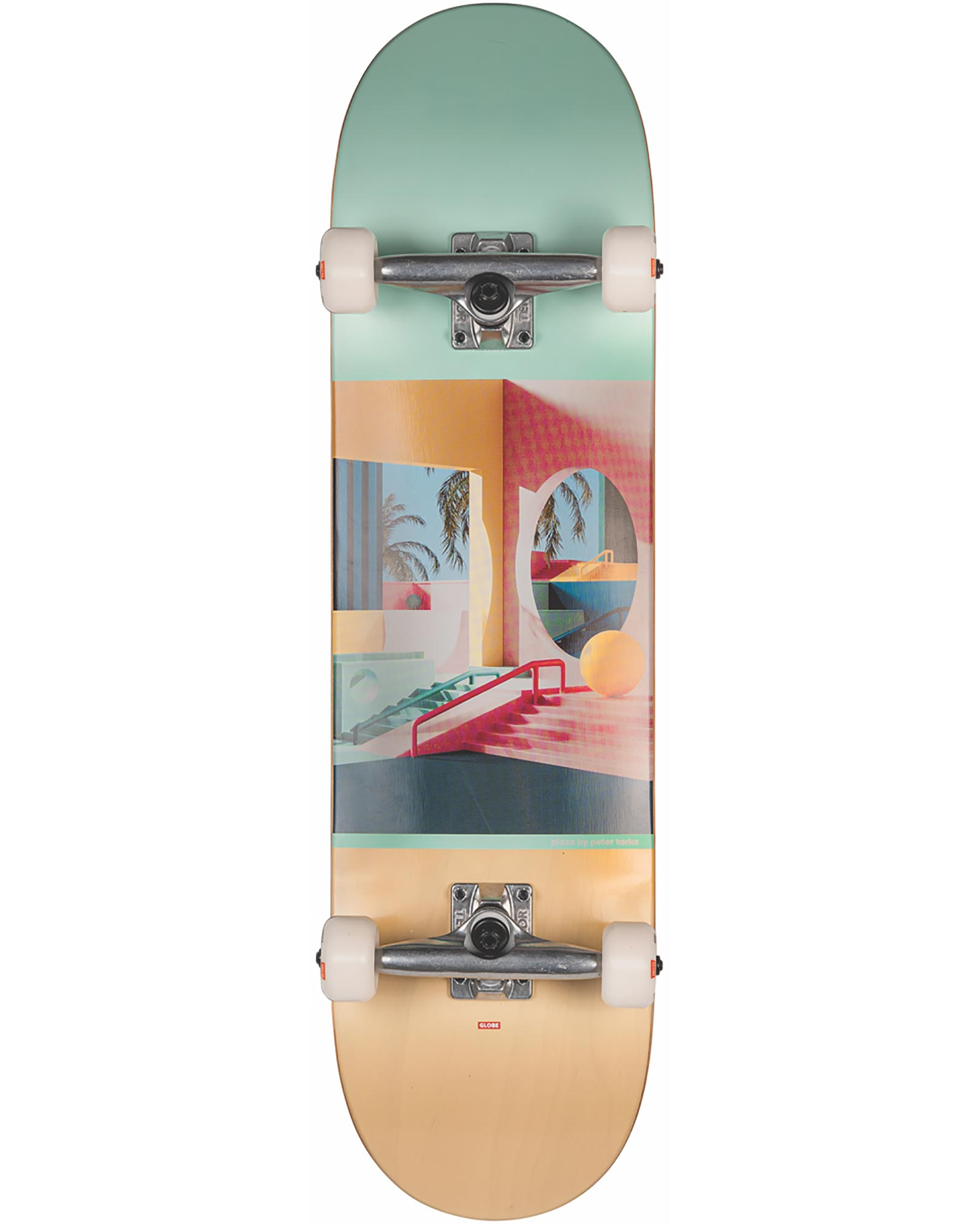 GLOBE G2 Tarka Complete Skateboard 0