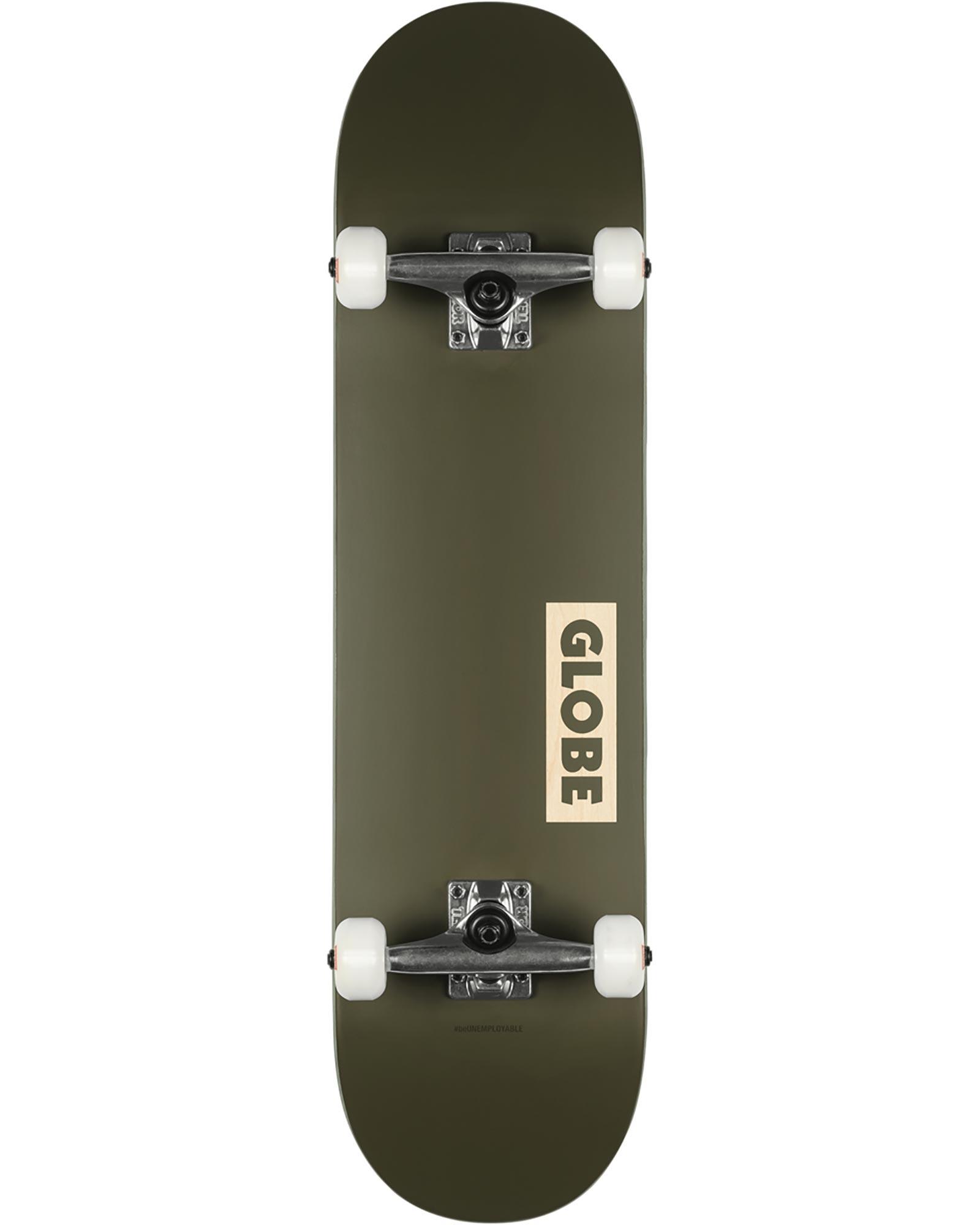 GLOBE Goodstock Complete Skateboard 0