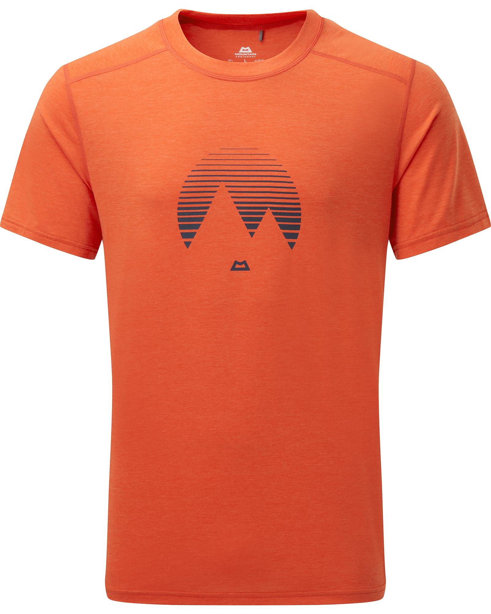 Mountain Equipment Men's Headpoint Mountain T-Shirt 0