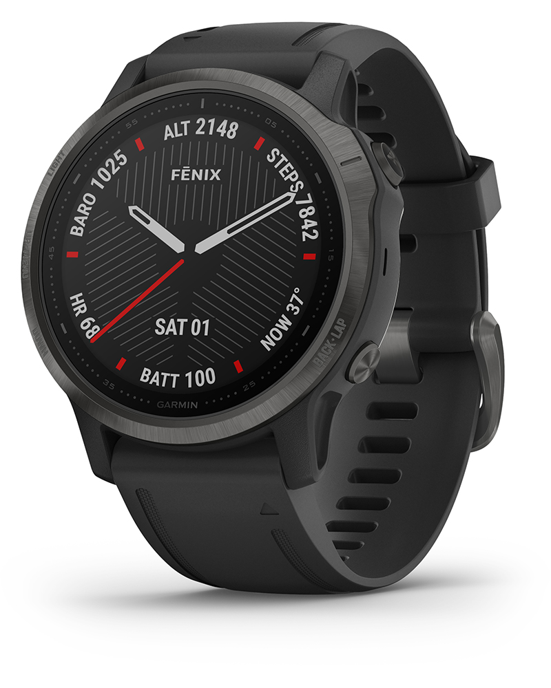 Product image of Garmin Fenix 6S Sapphire Watch