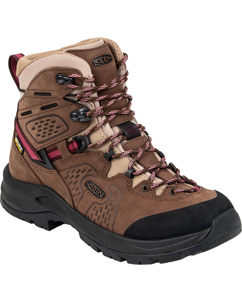 Keen Women's Karraig Mid Waterproof Walking Boots 0