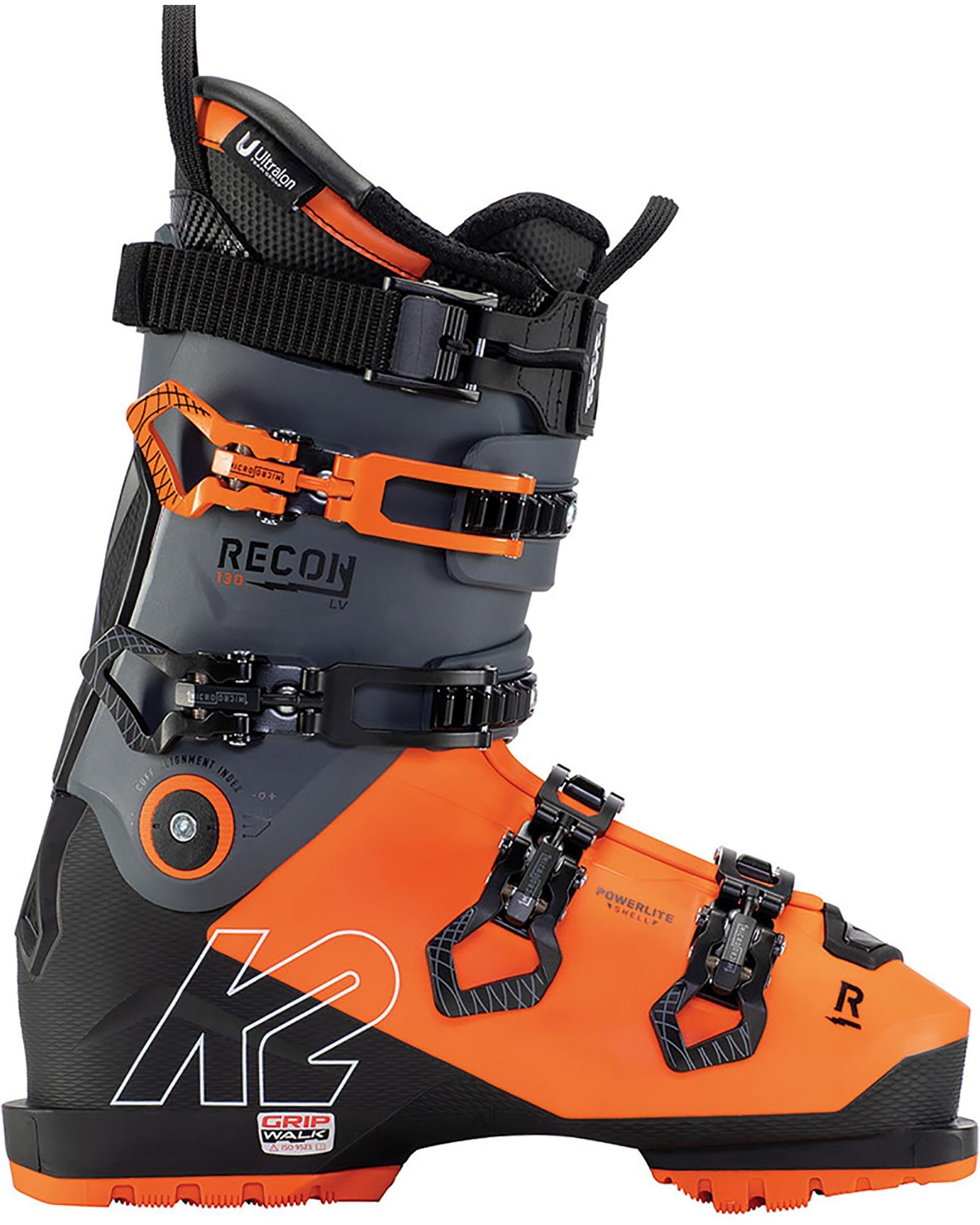 K2 Men's Recon 130 LV GripWalk Ski Boots 2020 / 2021 0