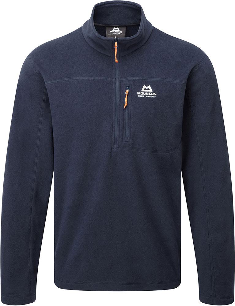 Mountain Equipment Men's Micro Zip T-Shirt Fleece 0