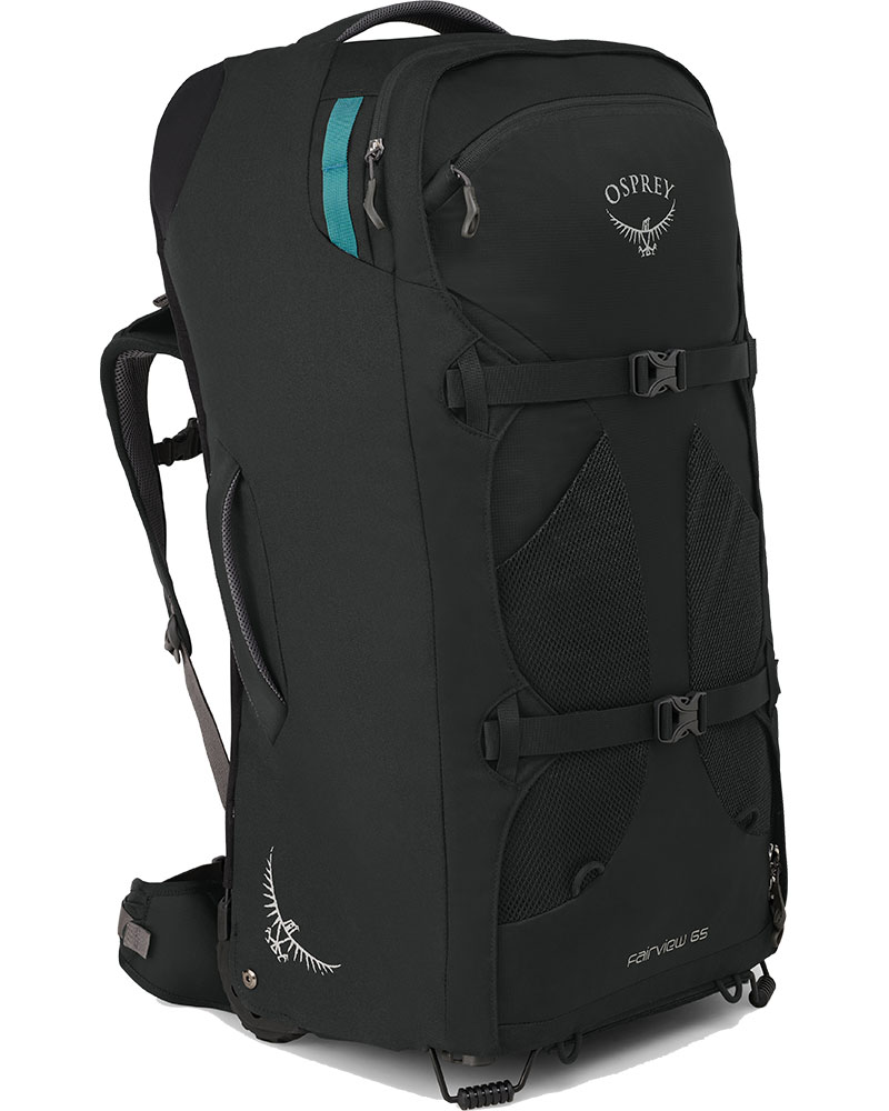 Osprey Women's Fairview Wheels 65L 0