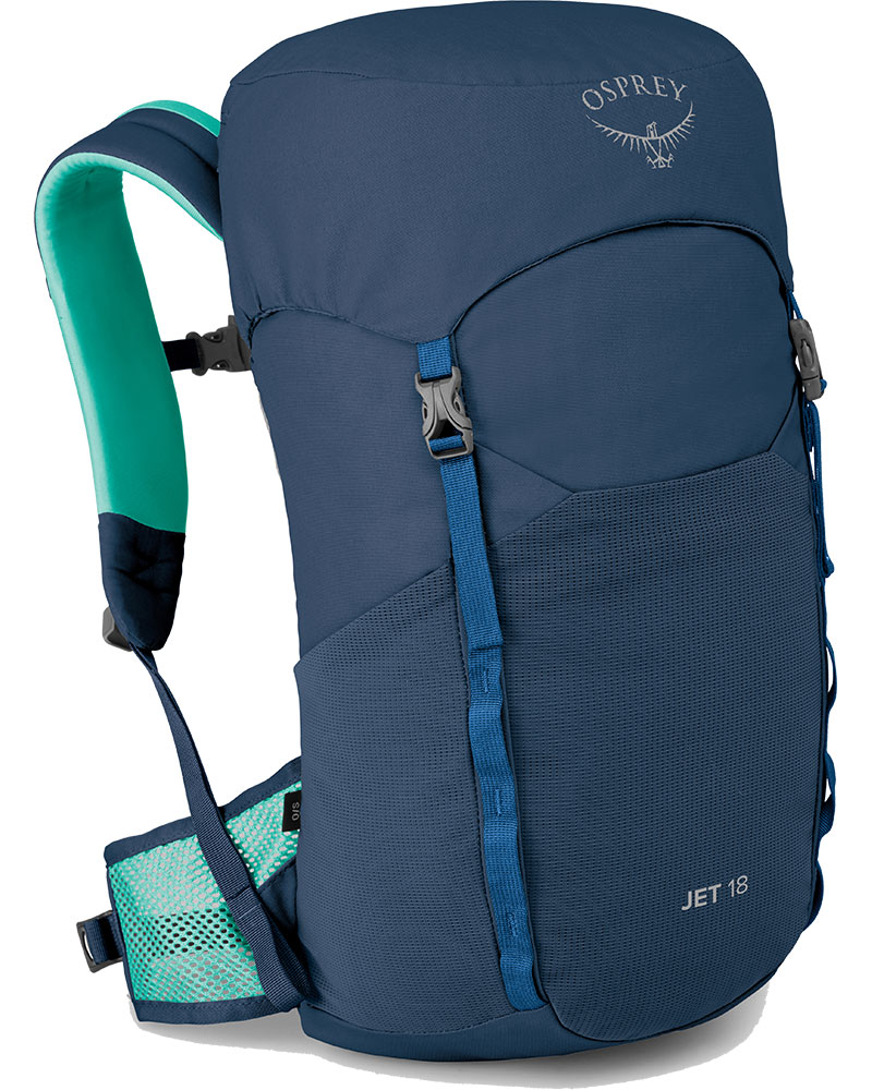Osprey Kids' Jet 18 Backpack 0
