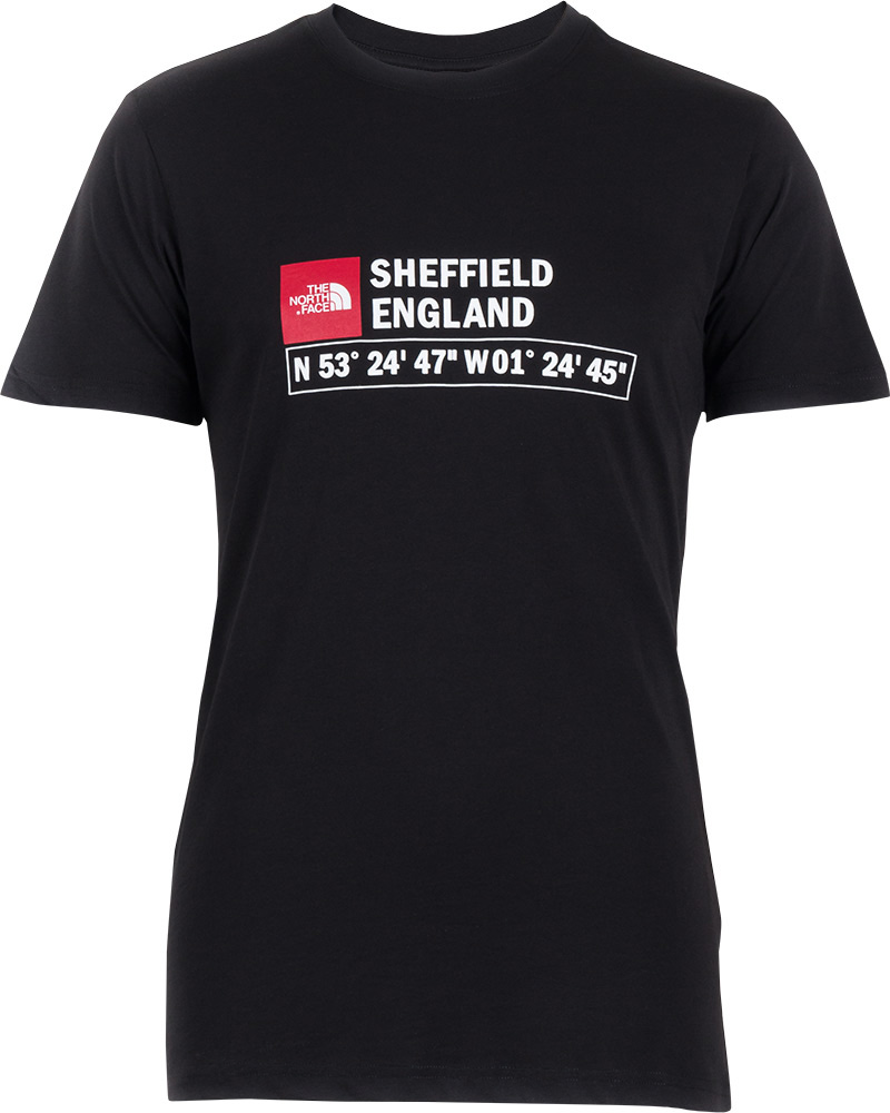 The North Face Mens Gps Logo T-shirt Sheffield