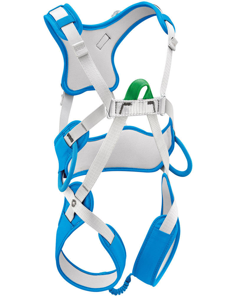 Petzl Kids' Ouistiti Climbing Harness 0