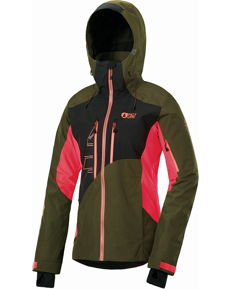 Picture Women's Seen Snowsports Jacket 0