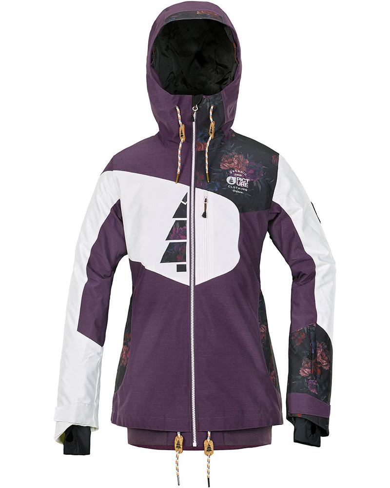 Picture Women's Lander Snowsports Jacket Purple 0