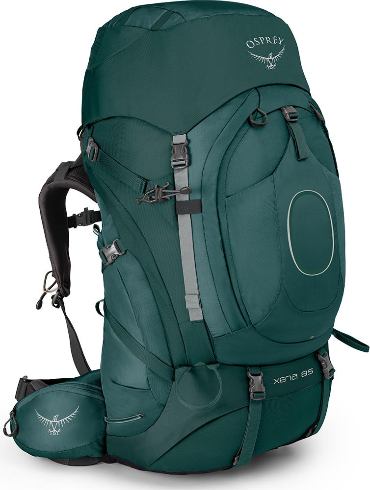 Osprey Women's Xena 85 Backpack Canopy Green 0