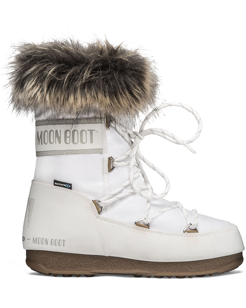 Moon Boot Women's Monaco Low Waterproof 2 Snow Boots 0