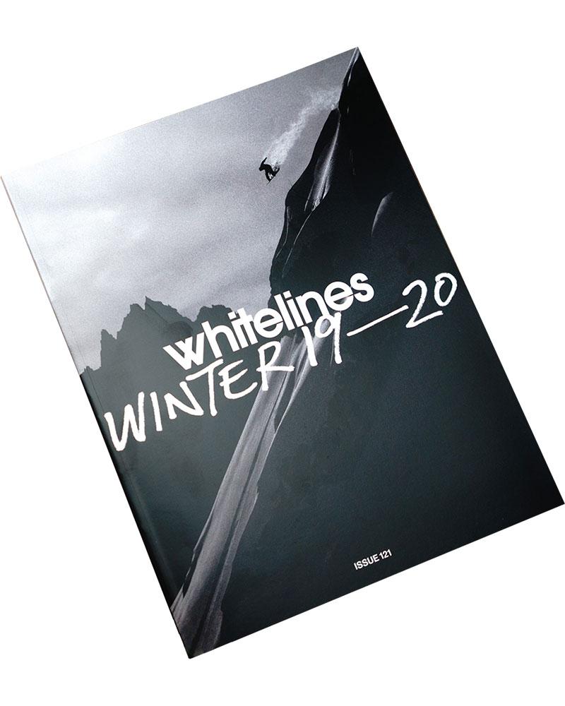 The Whitelines Annual 2019 / 2020 0