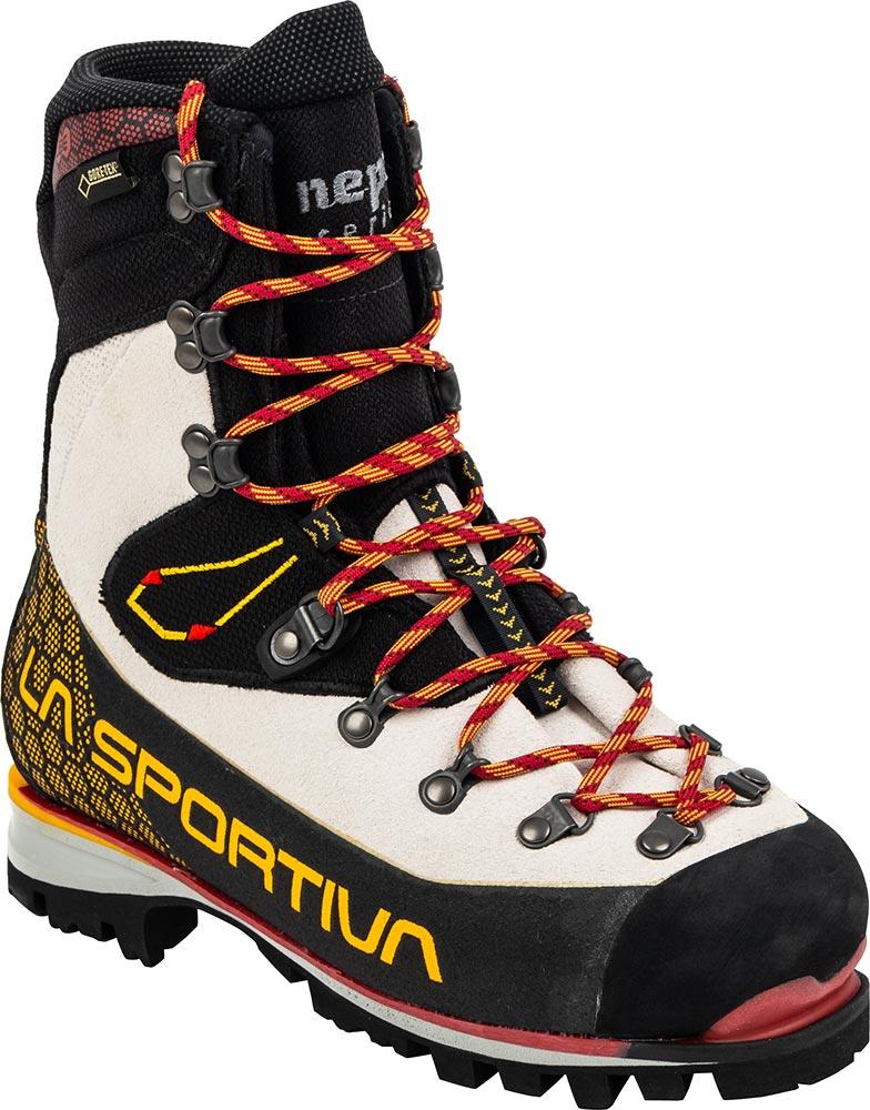 La Sportiva Women's Nepal Cube GORE-TEX Mountaineering Boots Ice 0