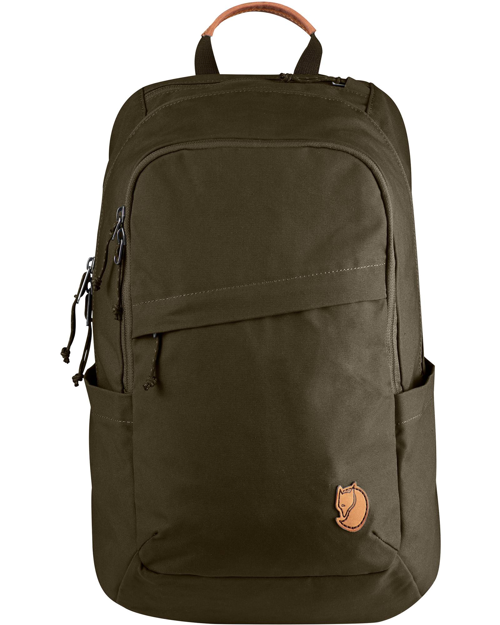 Fjallraven Raven 20L G-1000 HeavyDuty Eco Backpack 0