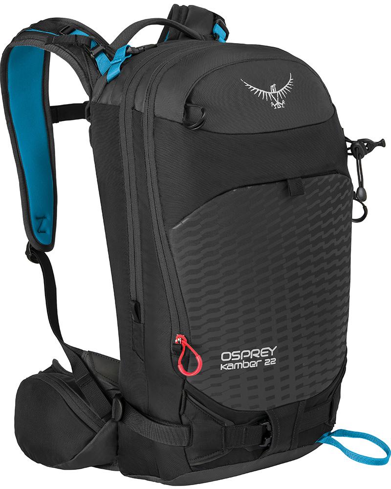 Osprey Men's Kamber 22 Ski Backpack 0