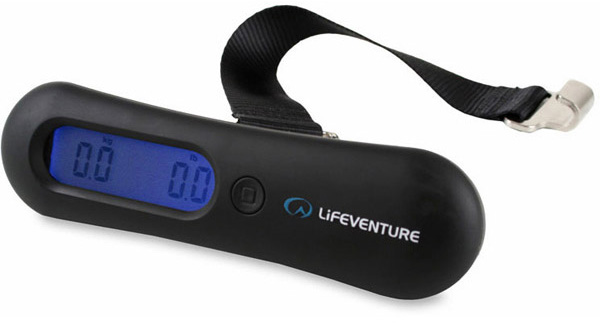 Lifeventure Luggage Scales No Colour 0