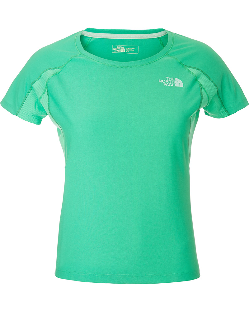 The North Face Women's Go Light Go Fast S/S T-Shirt 0