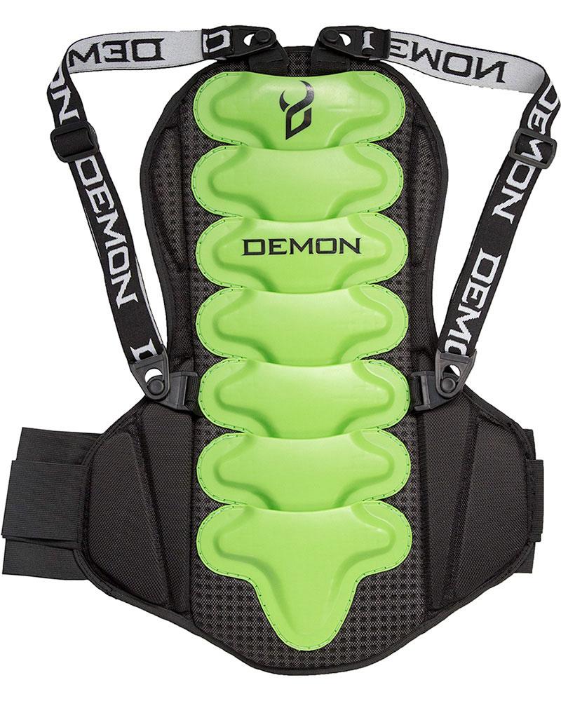 Demon Flexforce Pro Spine Guard Back Protector No Colour 0