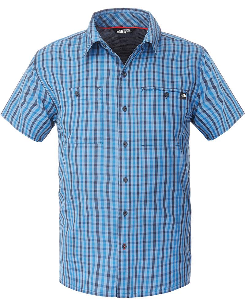 The North Face Men's S/S Gilgit Shirt 0