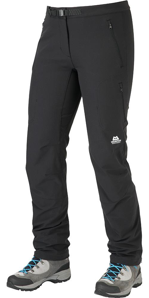 Mountain Equipment Women's Chamois Pants Long Leg Black 0
