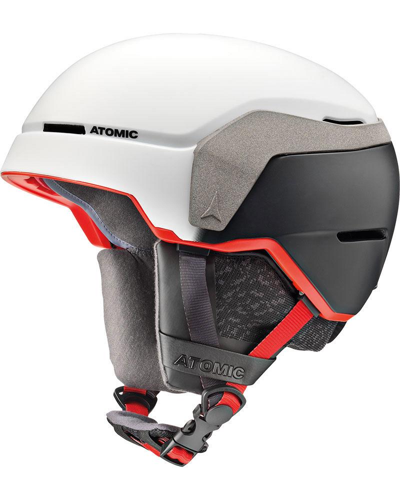 Atomic Count XTD Snowsports Helmet 2018 / 2019 White 0