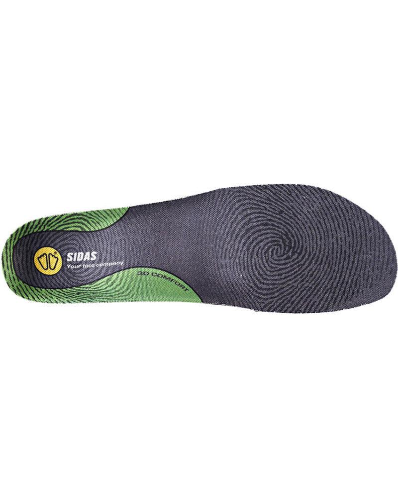 Sidas 3D Comfort Footbed 0