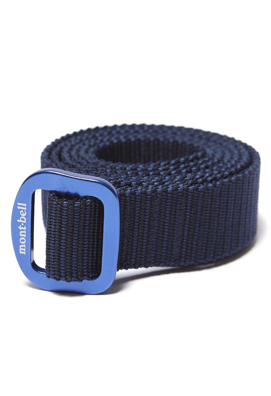 Montbell Aluminium Buckle Web Belt 0
