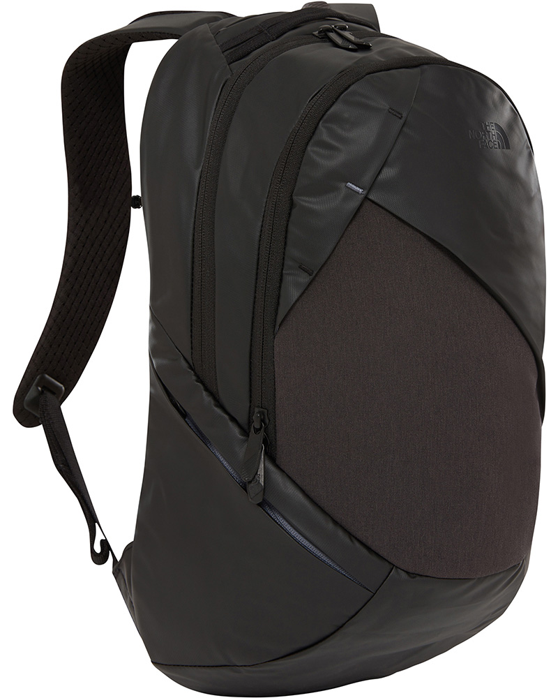 The North Face Women's Isabella Backpack 21L TNF Black Carbonate/Black 0