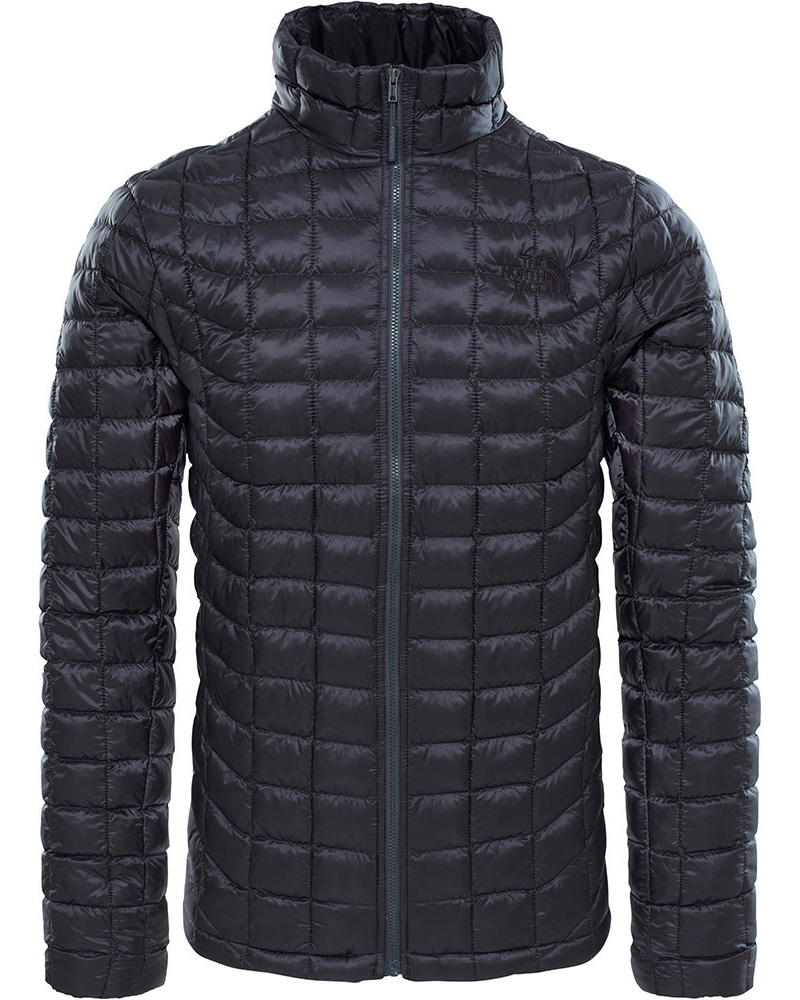 The North Face Men's ThermoBall Full Zip Jacket Asphalt Grey 0