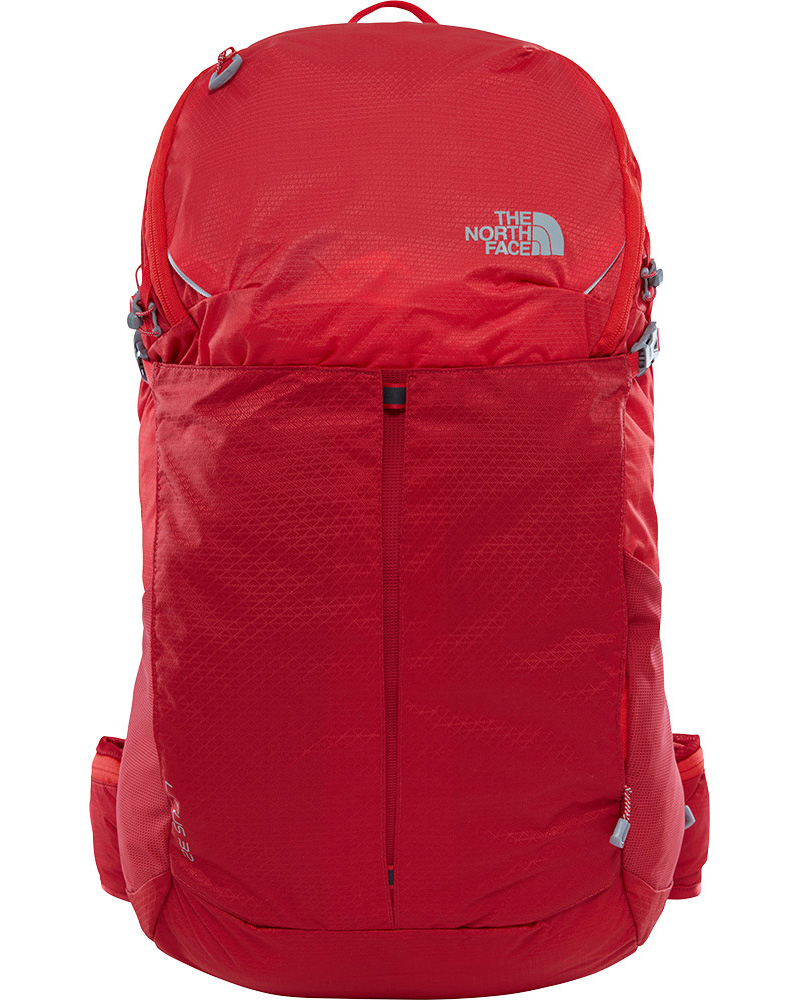 The North Face Litus 32 Backpack Rage Red/High Risk Red 0