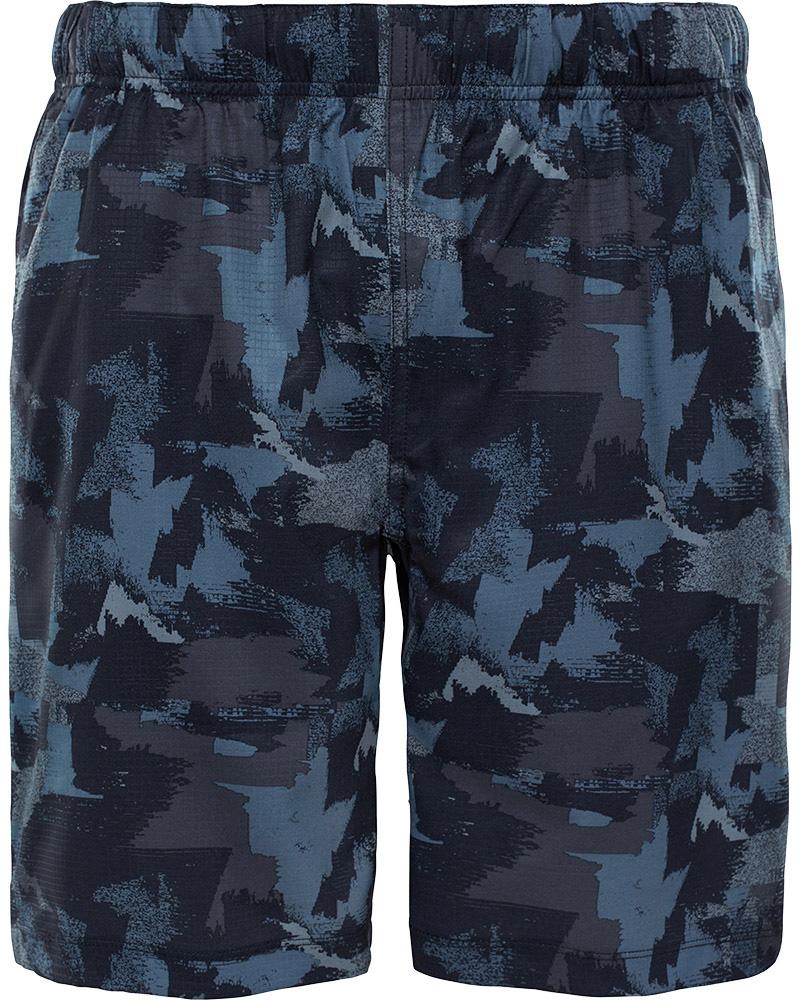 The North Face Men's Versitas Print Dual Shorts 0