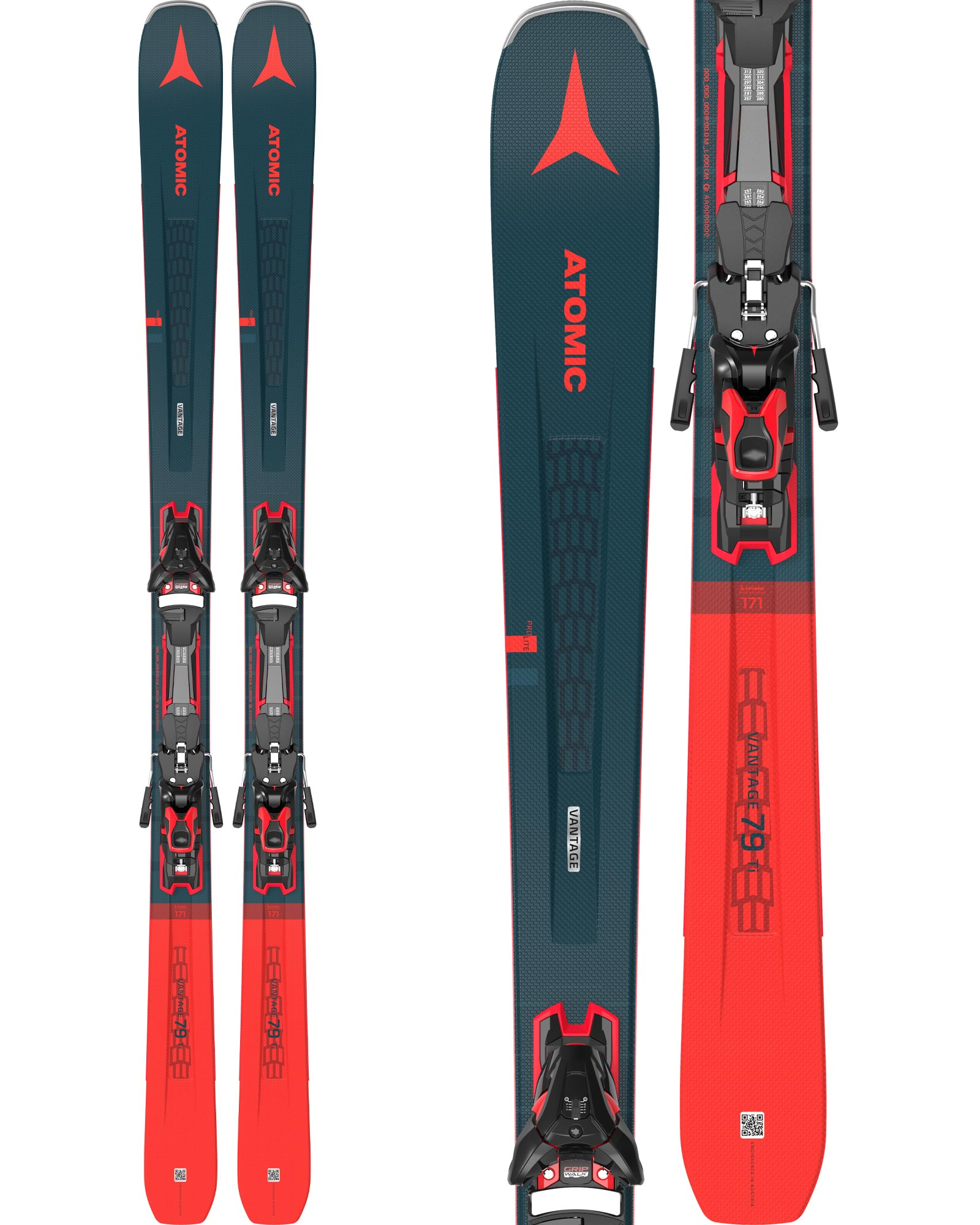 Atomic Redster 10 Jr Pole Ski Race Poles 2016 / 2017