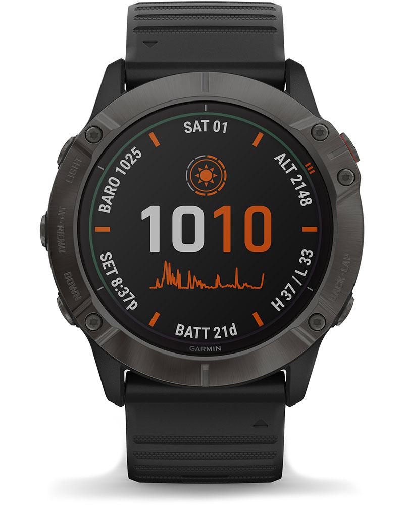 Product image of Garmin Fenix 6X Pro Solar Watch