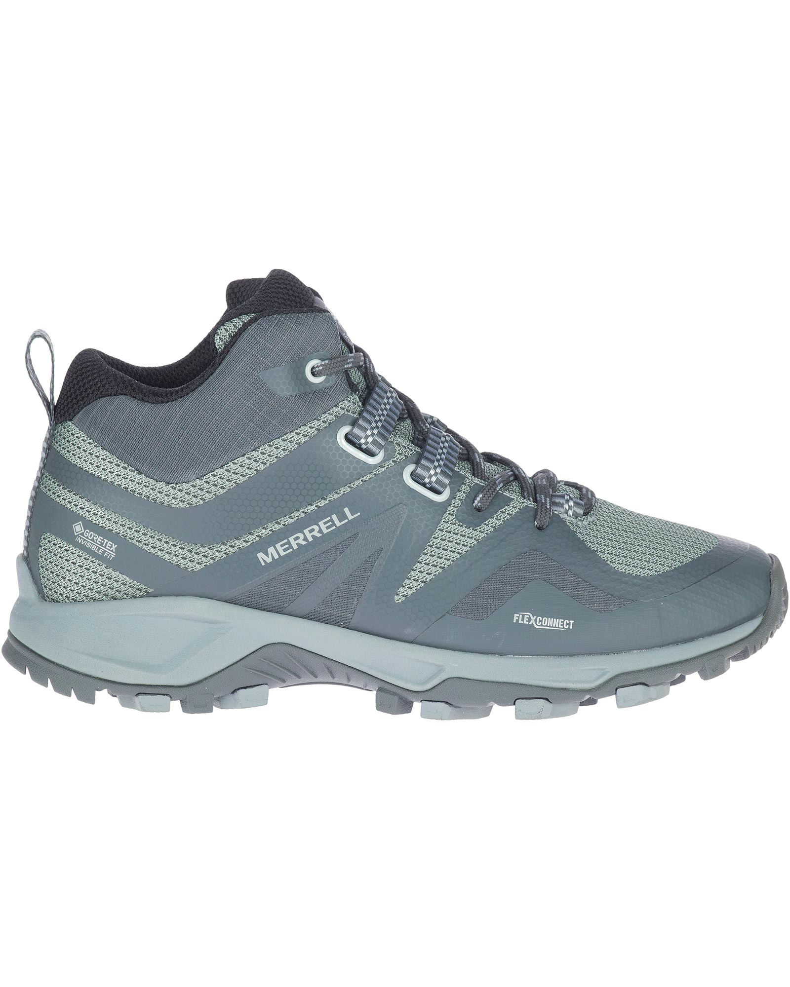 Merrell Women's MQM Flex 2 Mid GORE-TEX Invisible Fit Walking Boots 0