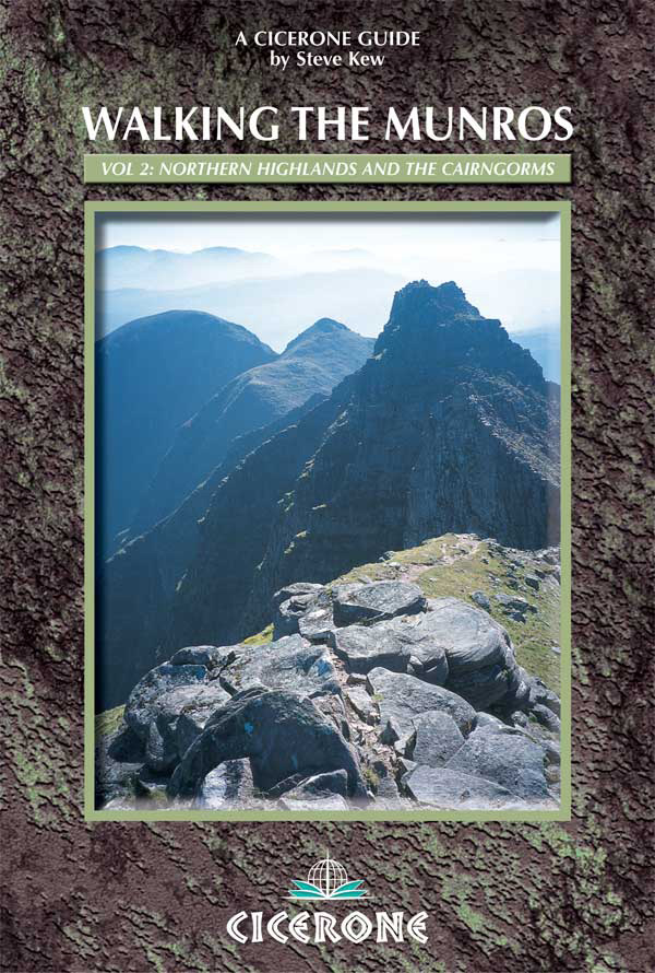 Cicerone The Munros Vol 2 N. Highlands and the Cairngorms 0