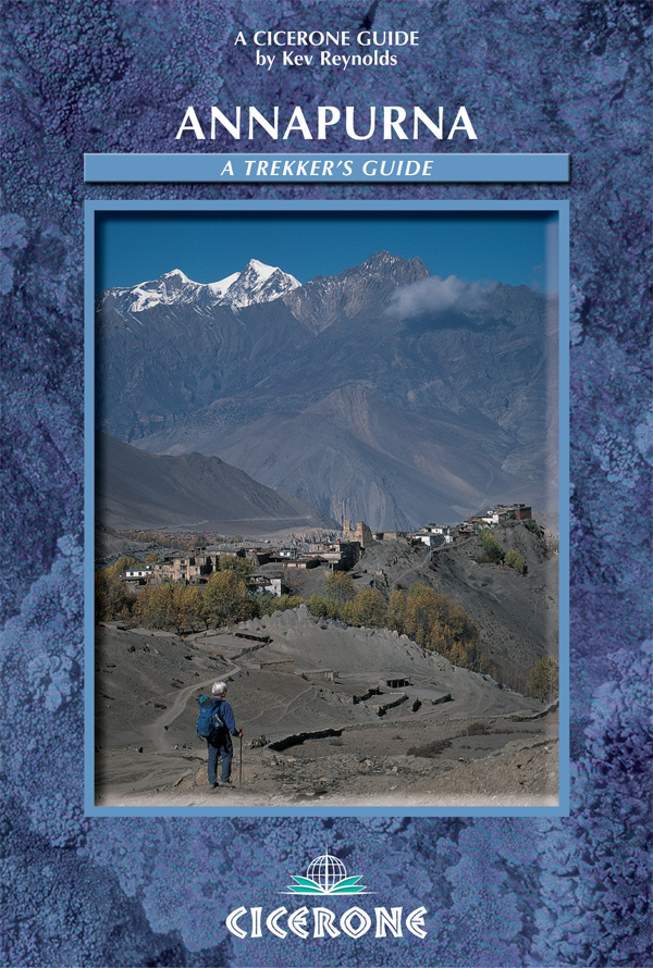 Cicerone Annapurna: A Trekker's Guide No Colour 0