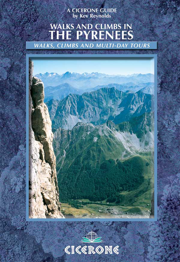 Cicerone Walks and Climbs in the Pyrenees 0
