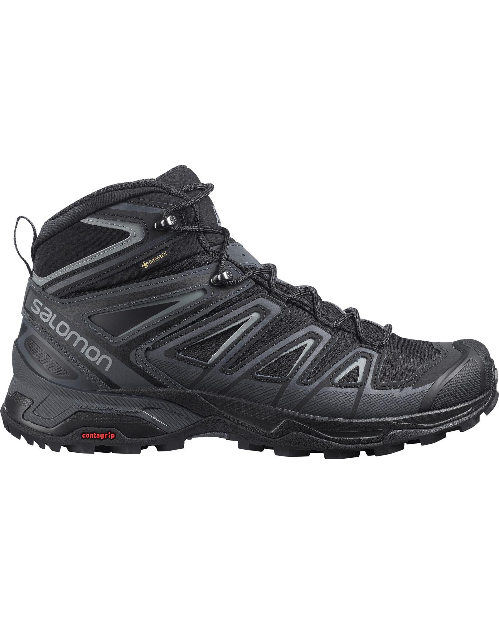 Salomon Men's X Ultra Mid 3 GORE-TEX Walking Boots 0