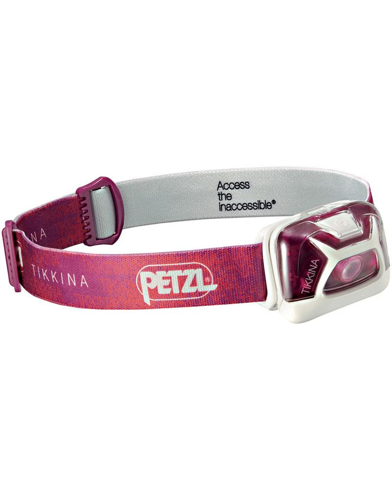Petzl Tikkina Head Torch Pink 0