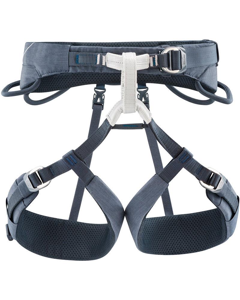 Petzl Men's Adjama Climbing Harness Blue 0