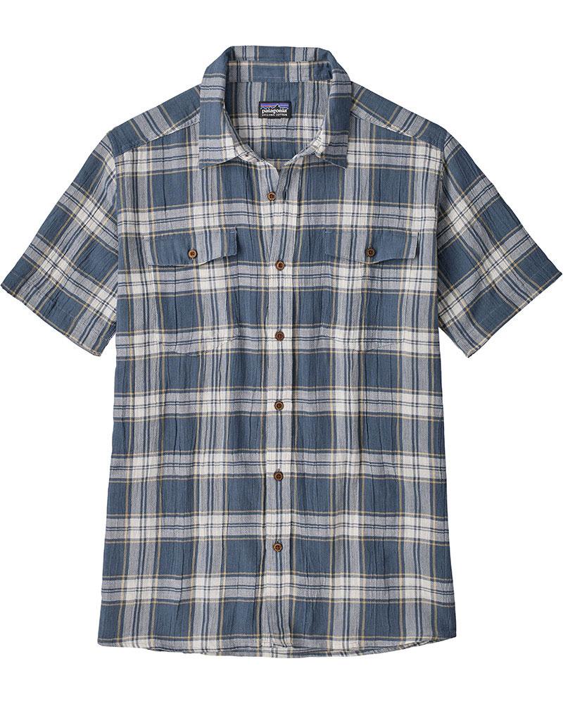 Patagonia Men's S/S Steersman Shirt 0