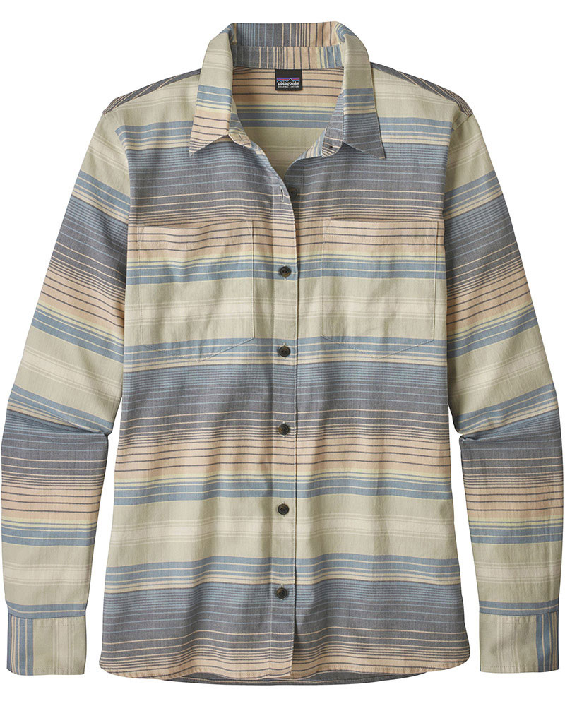 Patagonia Women's L/S Catbells Shirt 0