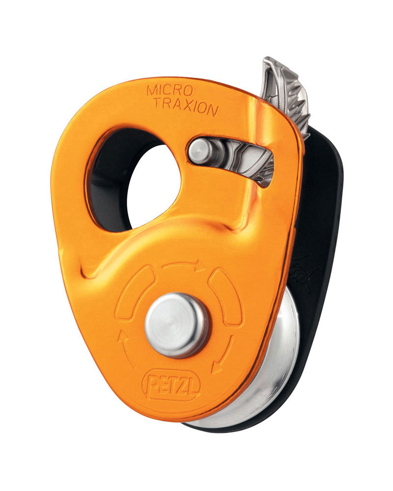 Petzl Micro Traxion Pulley 0