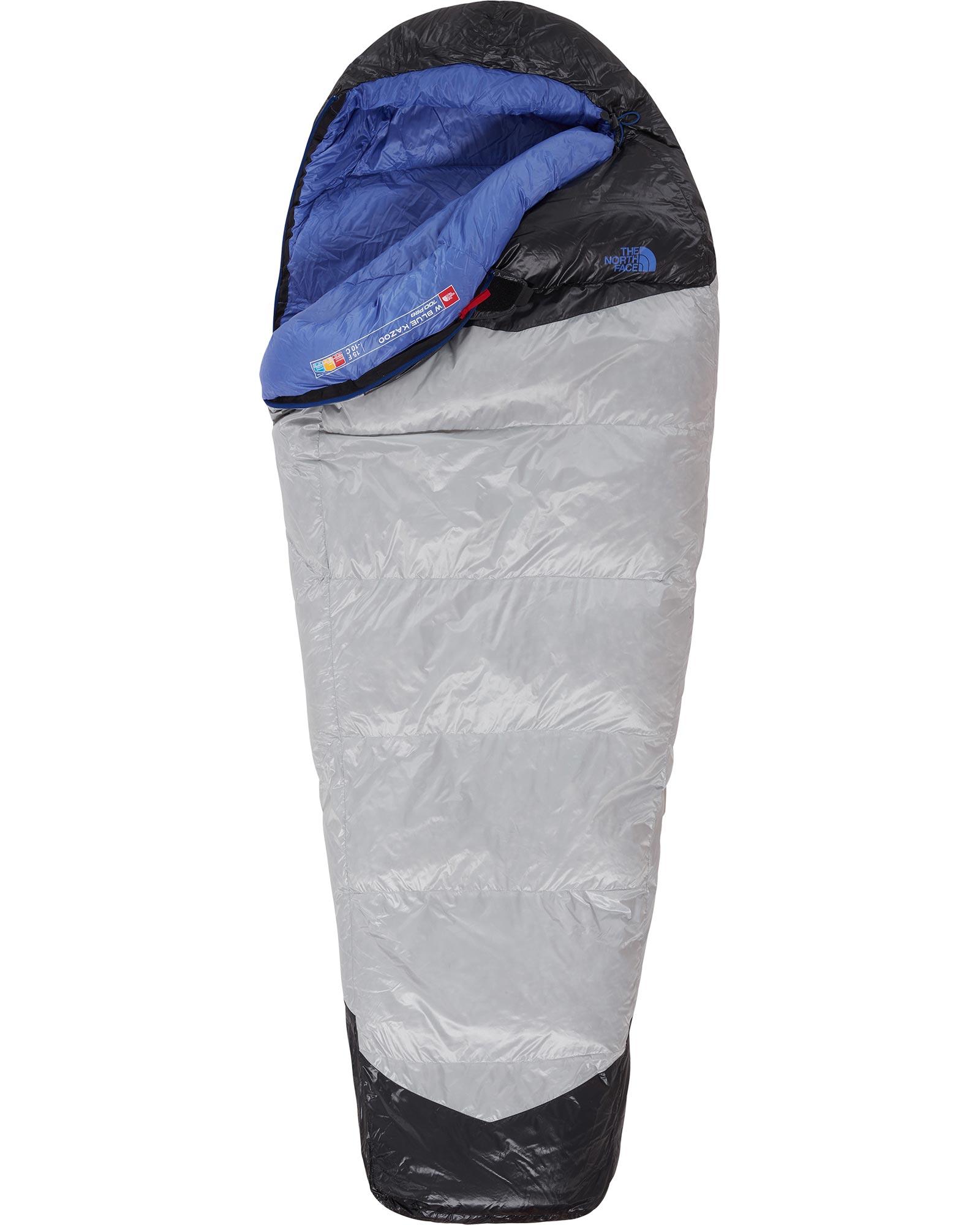 The North Face Blue Kazoo Women's Regular Sleeping Bag 0